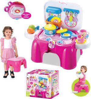 BW Kids Κουζίνα Playset (008-93)