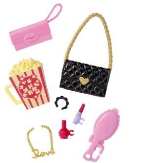Barbie Αξεσουάρ-4 Σχέδια (FCP32)