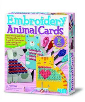 4M Κάρτες Με Κέντημα-Κατασκευή (04626/4M0384)
