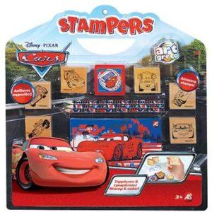 Σετ Σφραγίδες Stampers Cars (1026-63023)