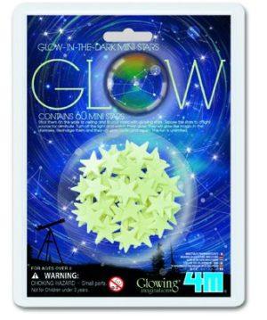 4M Glow Αστέρια Κίτρινα (5221/4M0032)