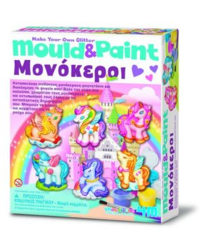 4M Μονόκεροι Μαγνητάκια/Καρφίτσα-Κατασκευή (4M0503/04708)