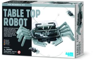 4M Επιτραπέζιο Ρομπότ-Κατασκευή (03357-4M0338)