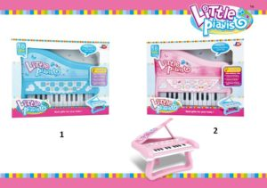 BW Πιάνο-2 Σχέδια (J69-01)