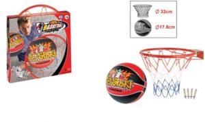 BW AJ Basketball Set (AJ3104BK)