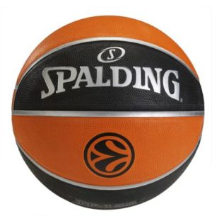 Spalding Μπάλα Μπάσκετ Euroleague S7 (73-985Z1)