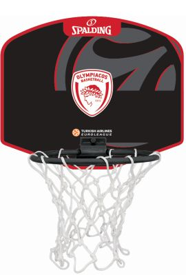 Spalding Euroleague ΟΣΦΠ Μπασκέτα Micro (77-613Ζ1)