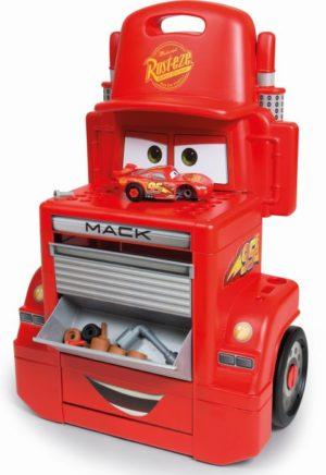 Smoby Cars 3 Mack Πάγκος Εργασίας (360208)
