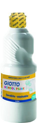 Giotto Τέμπερα Λευκό 500ml (535301)