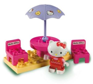 Androni Giocattoli Hello Kitty Mini Box-3 Σχέδια (8666-00HK)