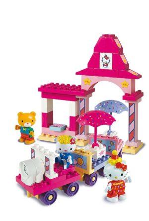Androni Giocattoli Hello Kitty Τρενάκι Fun Park (8689-00HK)