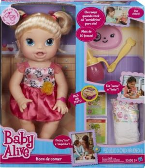 Baby Alive My Baby All Gone Blonde (A7022)