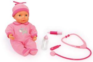Bayer Σετ Μωρό 38cm Γιατρός (9387700)