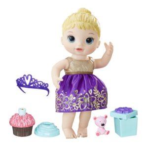 Baby Alive Cupcake Birthday Baby BL (E0596)