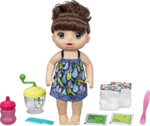 Baby Alive Sweet Spoonfuls Baby BR (E0587)