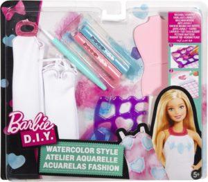 Barbie D.I.Y. Σετ Σχεδιάστρια Μόδας-2 Σχέδια (DWK52)