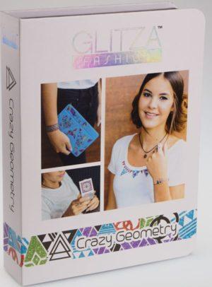 Glitza Fashion Tattoo Crazy Geometry Deluxe Giftbox (7820)
