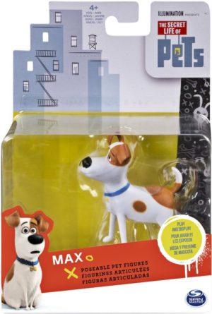 The Secret Life Of Pets Φιγούρες 10cm-6 Σχέδια (72801)