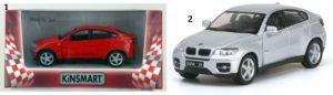 KIN BMW X6 1:38-2 Σχέδια (KT5336W)