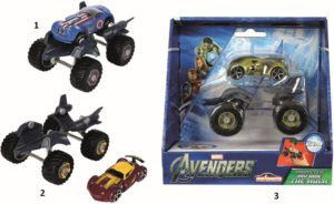 Avengers Monster My Ride + 1 Car-3 Σχέδια (213089703)
