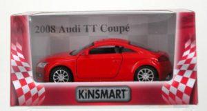 KIN Audi TT Coupe 2008 1:32-3 Χρώματα (KT5335W)