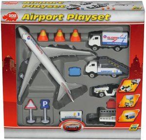 Dickie Σετ Αεροδρόμιο 13τμχ. (203315465)