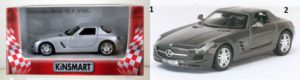 KIN Mercedes Benz SLS AMG-2 Σχέδια (KT5349W)