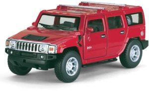 KIN Hummer H2 SUV 2008 1:32 (KT5337W)