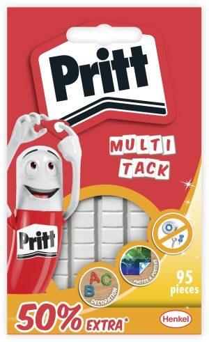Pritt Multi-Tack 95pcs (50% Extra Ποσότητα) (1444967)