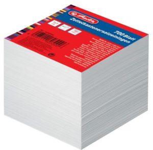 Herlitz Ανταλλακτικά Φύλλα Κύβου 700 Φύλλα-Λευκό (1603000)
