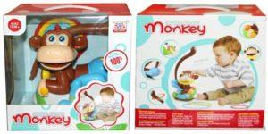 BW Μαϊμού B/O Bump & Go (WS6501)