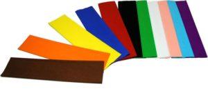 M-Art Χαρτί Γκοφρέ 0.5x2m Κόκκινο (828.80.47)
