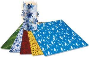 Folia Χαρτόνι 50x70cm 270gr Φύση 5 Χρώματα-1Τμχ (830.4609)