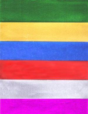 Χαρτόνι 50x70cm Ασημί 230gr (828.230.7456)