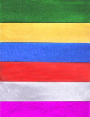 Χαρτόνι 50x70cm Μεταλλικό Κόκκινο 230gr (828.230.7457)