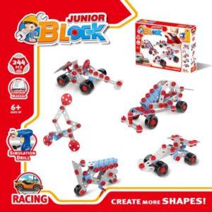 BW Junior Block Construction Σετ 5 In 1 (661-338)