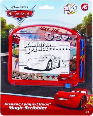 Πίνακας Γράψε-Σβήσε Cars Travel (1028-13058)