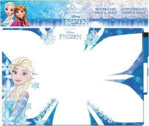 Frozen Ασπροπίνακας Μαρκαδόρος-Βουρτσάκι (0561955)