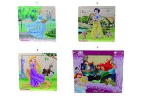 Eichhorn Ξύλινο Παζλ Disney Princess (100003342)