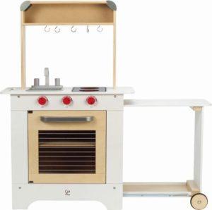 Hape Playfully Delicious Ξύλινη Κουζίνα Cook N Serve Kitchen (E3126)