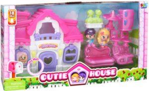 BW Cutie Σπίτι Playset (16707+)