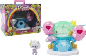 Glimmies Rainbow Friends Μαγικό Δέντρο & Κούκλα (GLN03000)