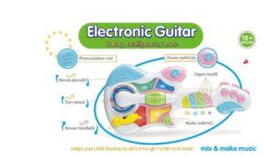 BW Κιθάρα Ηλεκτρονική B/O W/L & M (WD3646+)