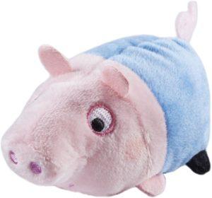 Peppa Pig Λούτρινα Stackies-6 Σχέδια (PPC12000)