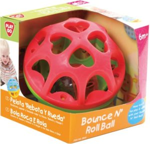 Playgo Bounce N' Roll Ball (2840)