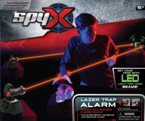 Spy X Lazer Trap Alarm (10278)