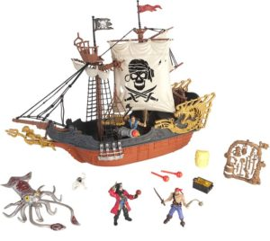 CM Πειρατικό Πλοίο-Deluxe Captain Ship (505205)