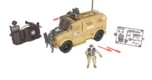 CM Soldier VIII-Όχημα Sand Cougar X Playset (521005)