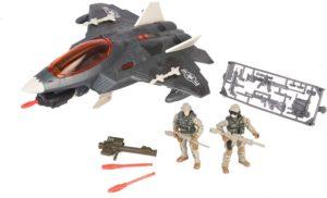 CM Soldier VIII-Αεροπλάνο Hurricane 22 Playset (521007)