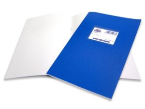 Skag Τετράδιο Super Μπλε 50 Φύλλων Λευκό (110334)